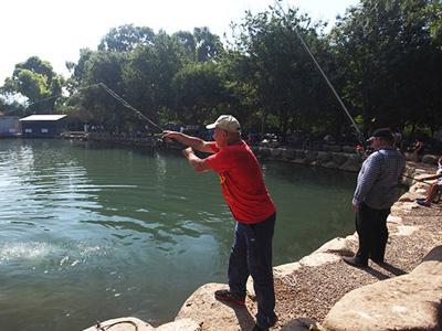 פארק הדייג דגי דפנה
